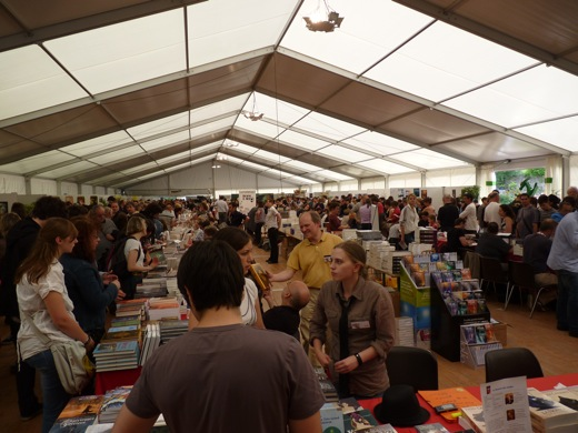 The book tent part 2